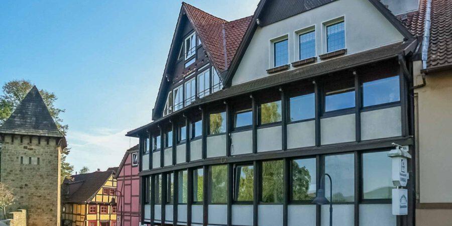 Wohn- Geschäfshaus in Rinteln